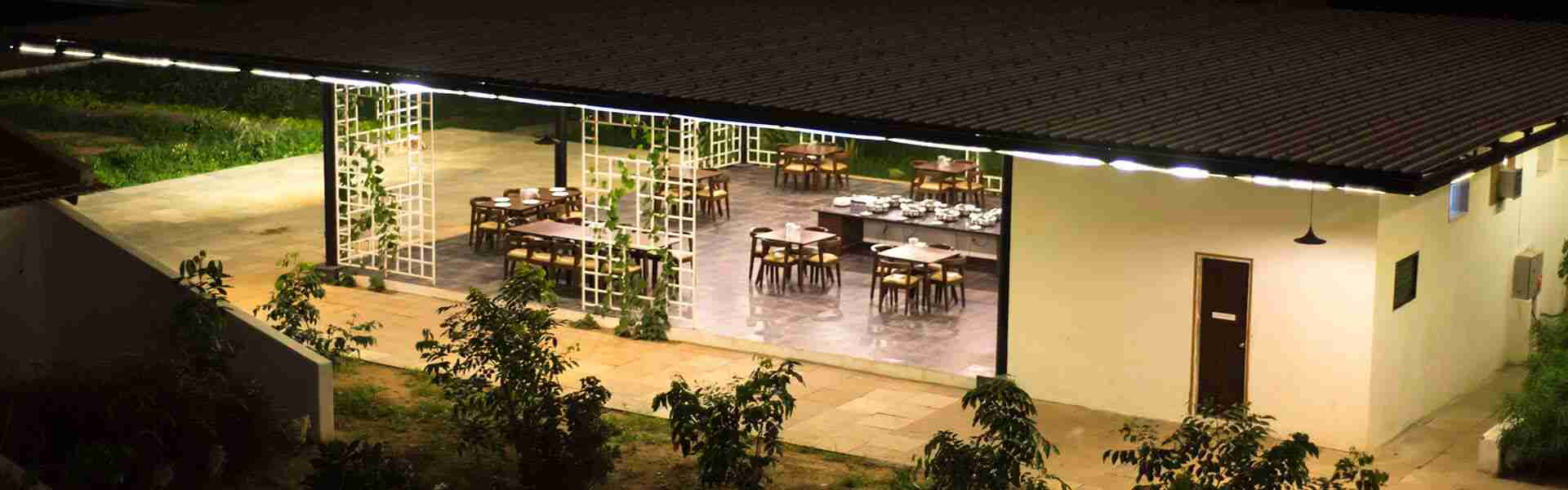 Best restaurants in Dandeli